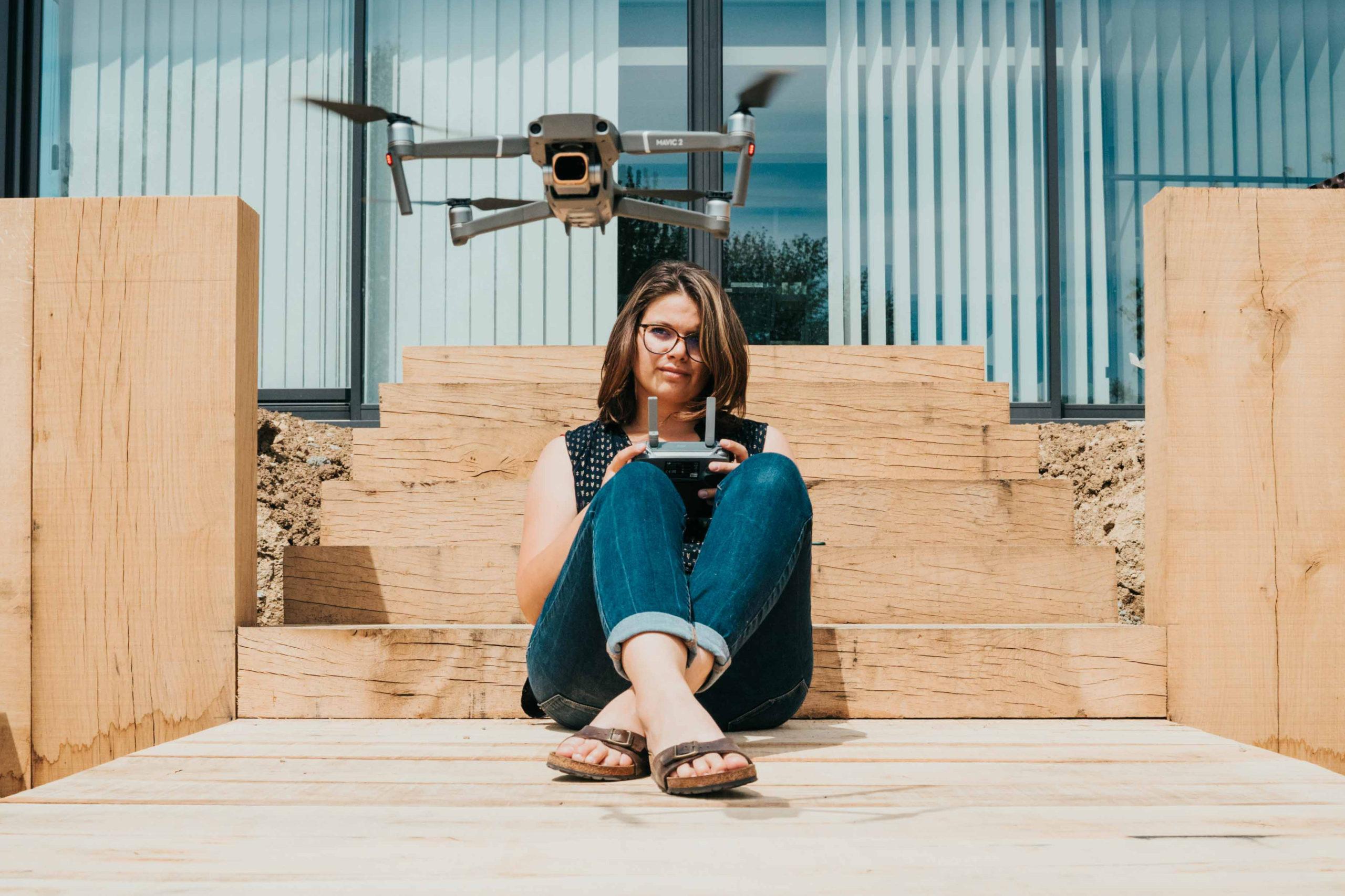 Drone Choisy Clap&Cut